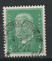 Duitse Rijk Y/T 402 (0) - Used Stamps