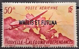 WALLIS ET FUTUNA 1949 - MNH - YT 12 - 50f - Unused Stamps