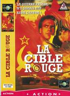 """Affiche (30x21,5) De Film """"LA CIBLE ROUGE"""" De Jonathan Winfrey  -vhs Secam UNIVERSAL - Affiches"""