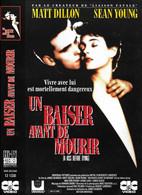 """Affiche (30x22,5) De Film """"UN BAISER AVANT DE MOURIR / A KISS BEFORE DYING"""" De James Dearden -vhs Secam CIC VIDEO - Affiches"""
