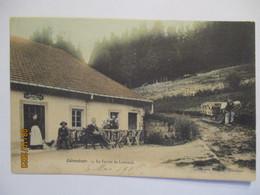 Frankreich Gerardmer, Ferme De Launard, 1905 (72297) - Non Classificati