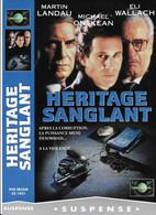 """Affiche (30x21,5) De Film """"HERITAGE SANGLANT"""" De Bradford MAY -vhs Secam UNIVERSAL - Affiches"""