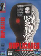"""Affiche (30x22,5) De Film """"DUPLICATES"""" De Sandor Stern -vhs Secam PARAMOUNT - Affiches"""
