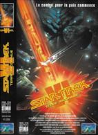 """Affiche (30x22,5) De Film """"STAR TREK TERRE INCONNUE"""" De Nicholas MEYER -vhs Secam PARAMOUNT - Affiches"""