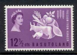 Basutoland 1963 FFH MLH - 1933-1964 Crown Colony
