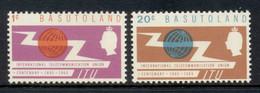 Basutoland 1965 ITU MLH - 1933-1964 Crown Colony