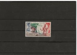 SAINT PIERRE ET MIQUELON 371 AÉREO (1V) 1949 MICHEL - Nuovi