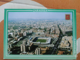 Estadio/Stadium /stadion/Stade La Romareda (Zaragoza - España) - Calcio