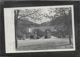 AK 0636  Karlsbad - Park-Grand Hotel Richmond Um 1938 - Boehmen Und Maehren