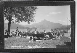 AK 0636  Mondsee - Strandbad / Foto Gastberger Um 1950-60 - Mondsee