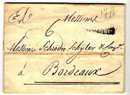 42244 - De CHAILLEVETTE SUR RIVIERE - 1701-1800: Precursores XVIII