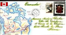 42269 - Carte  Géographique Du CANADA - Other