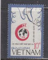 Vietnam 1988 - 125 Years International Red Cross, Mi-Nr. 1903, Used - Vietnam