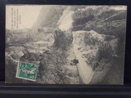 73204 . LES ECHELLES . ROUTE DE SAINT PIERRE D ENTREMONT . LE FROU . 1908 - Unclassified