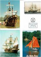 BATEAUX A VOILES / Lot 90 C.P.M. Neuves - 5 - 99 Karten