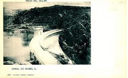Canal De Isabel II - Presa Del Villar - Madrid