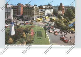 UK - DORSET - BOURNEMOUTH, Square & Town Centre, Oldtimer, Busses - Bournemouth (desde 1972)