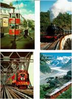 TRAINS / Lot 82 C.P.M. Neuves - 5 - 99 Karten