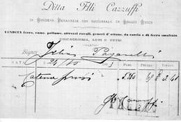 1893 BONDENO - FERRAMENTA, LUMI E VETRI - Italië