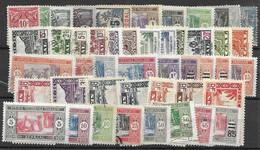 Senegal LOW START Colonies Francaises En General Neuf Avec Charniere Mh * - Lot A 10 Cents Le Timbre - Unused Stamps