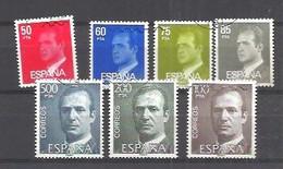 JUAN CARLOS I    1981 - 1981-90 Usados
