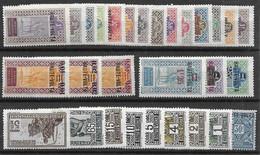 Haute Volta LOW START Colonies Francaises En General Neuf Avec Charniere Mh * - Lot A 10 Cents Le Timbre - Unused Stamps