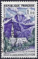 France 1960 -  Mi 1289 - YT 1241 ( Reunion: Cilaos Church ) - Used Stamps