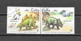 1985 CUBA  Mi Nr° 2922,2923 (o) - Neufs