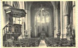 Belgique - Hasselt église  St Quentin Intérieur - Hasselt