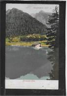 AK 0636  Brenner-See Mit Wolfendorn / Verlag Girtler Um 1900-1910 - Steinach Am Brenner