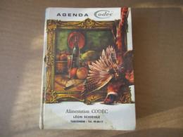 Agenda Codec - épicerie Codec - Turckeim - De 1964 - Alsace