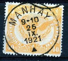 """TR 64 -  """"MANHAY"""" - (ref. ZE-33.434) - 1915-1921"""