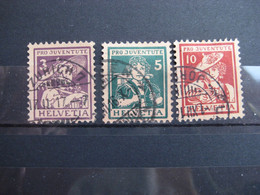 Pro Juventute 1916, * - Used Stamps