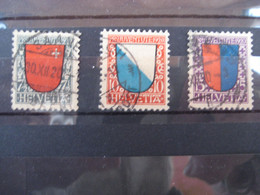 Pro Juventute 1920, * - Used Stamps