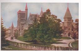CPA Canada Toronto - Varsity - Circulée 1912 - Toronto