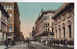 CPA Canada Toronto - Queen's Street Looking West - Circa 1910 - Non Circulée - Toronto