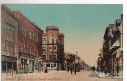 CPA Canada Toronto - Yonge Street At College And Carlton - Circa 1910 - Non Circulée - Toronto