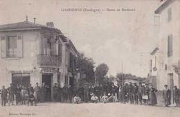 24 - Gardonne - Route De Bordeaux - Dordogne - Circulé - Belle Animation - BE - Altri Comuni