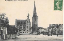 A/1        35    Redon      La Place Saint-sauveur - Redon