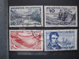 Pro Juventute 1931,* - Used Stamps