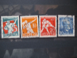 Pro Juventute 1932, * - Used Stamps