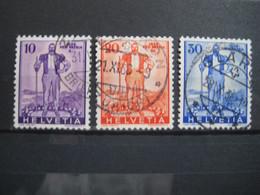 Pro Patria 1936, * - Used Stamps
