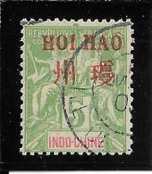 HOI-HAO N°4  OB TB SANS DEFAUTS - Oblitérés