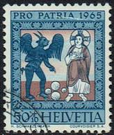 Schweiz 1965, MiNr 818, Gestempelt - Used Stamps
