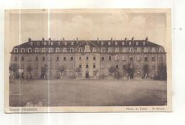 Saint Brieuc, Caserne Chaner - Saint-Brieuc