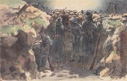 Tranchée Le Poste D'écoute - Weltkrieg 1914-18