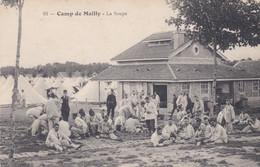 Camp De Mailly La Soupe - Kasernen