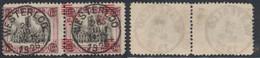 """Dendermonde - N°188A Obl Simple Cercle """"Westerloo"""" - Usados"""