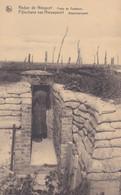 Redan De Nieuport Tranchée Poste De Guetteurs - Weltkrieg 1914-18