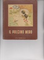 """LIBRO EDITRICE """" PICCOLI """"  . COLLANA : PICCOLI :  IL PULCINO NERO .  ILLUSTRATO DA MARIA PIA. - Novelle, Racconti"""